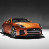 Pictures of the new 200mph Jaguar F-Type SVR