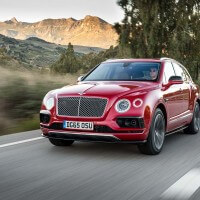 Pictures of the Bentley Bentayga: The world's fastest SUV