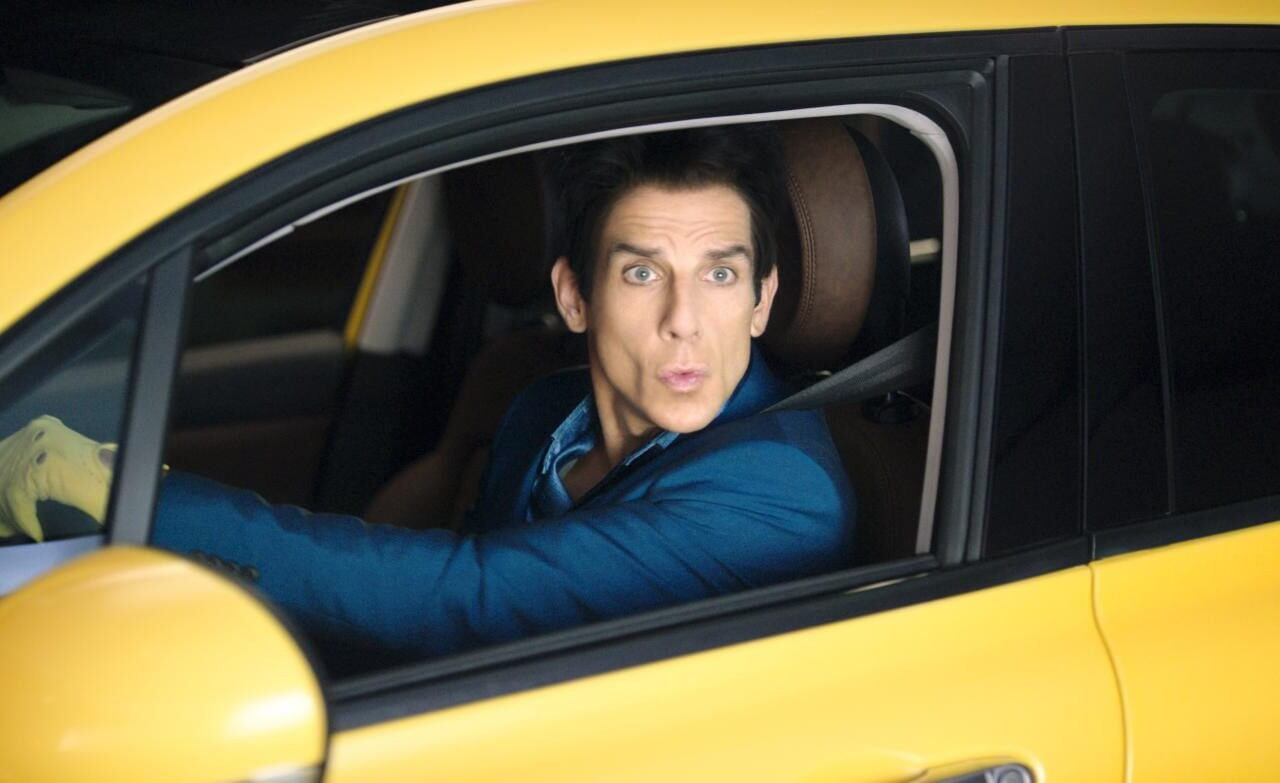 Watch Derek Zoolander Fiat 500X Commercial