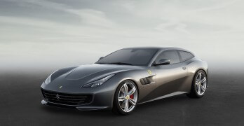 Pictures of the new Ferrari GTC4Lusso