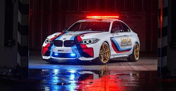 The new BMW M2 MotoGP safety car in pictures