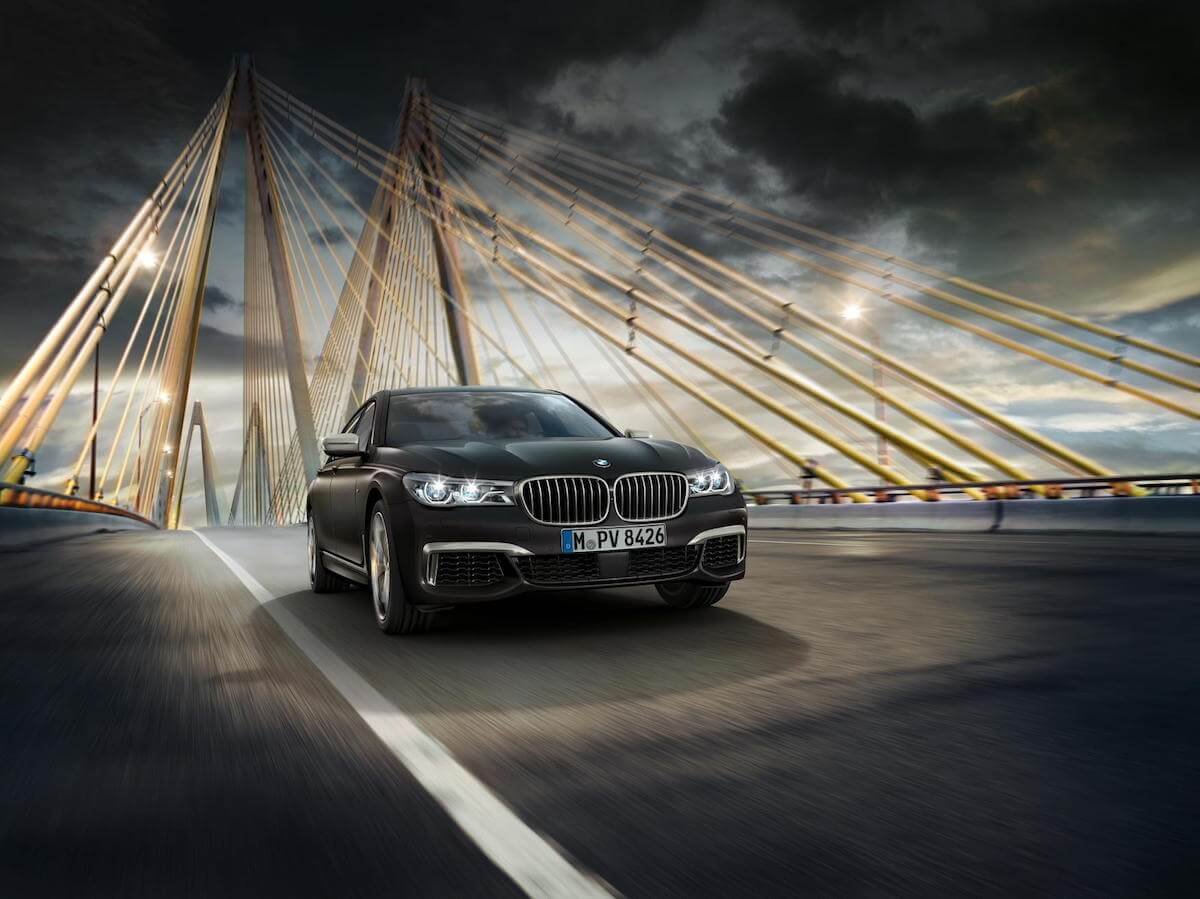 2017 BMW M760i xDRIVE Picture 21