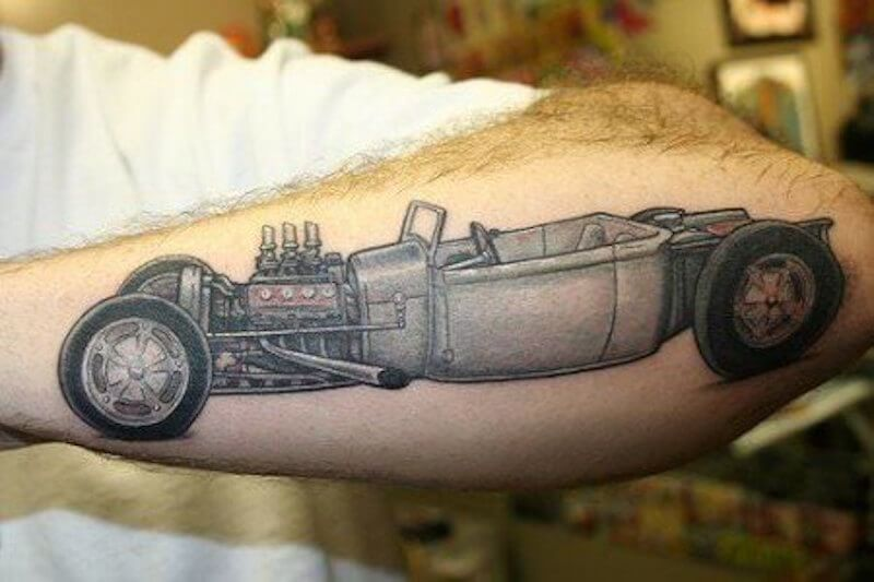 Car tattoos 10