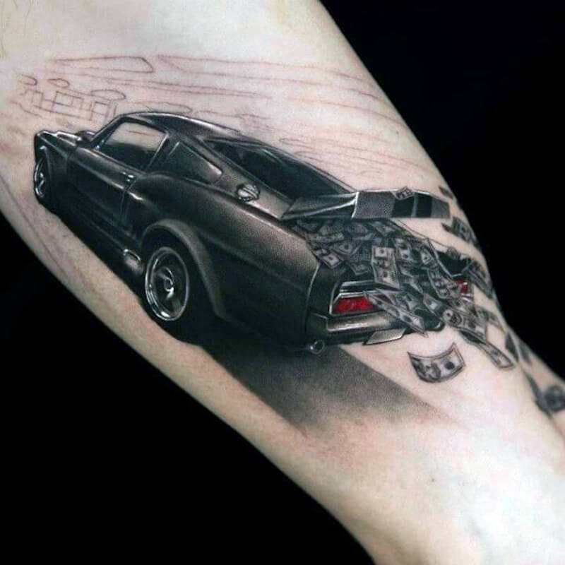 Car tattoos 12