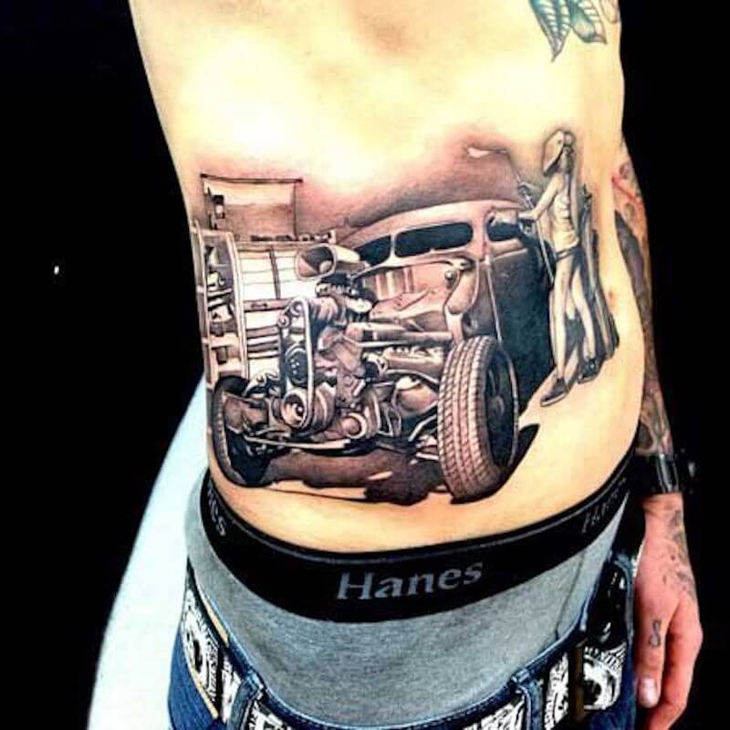Car tattoos 13