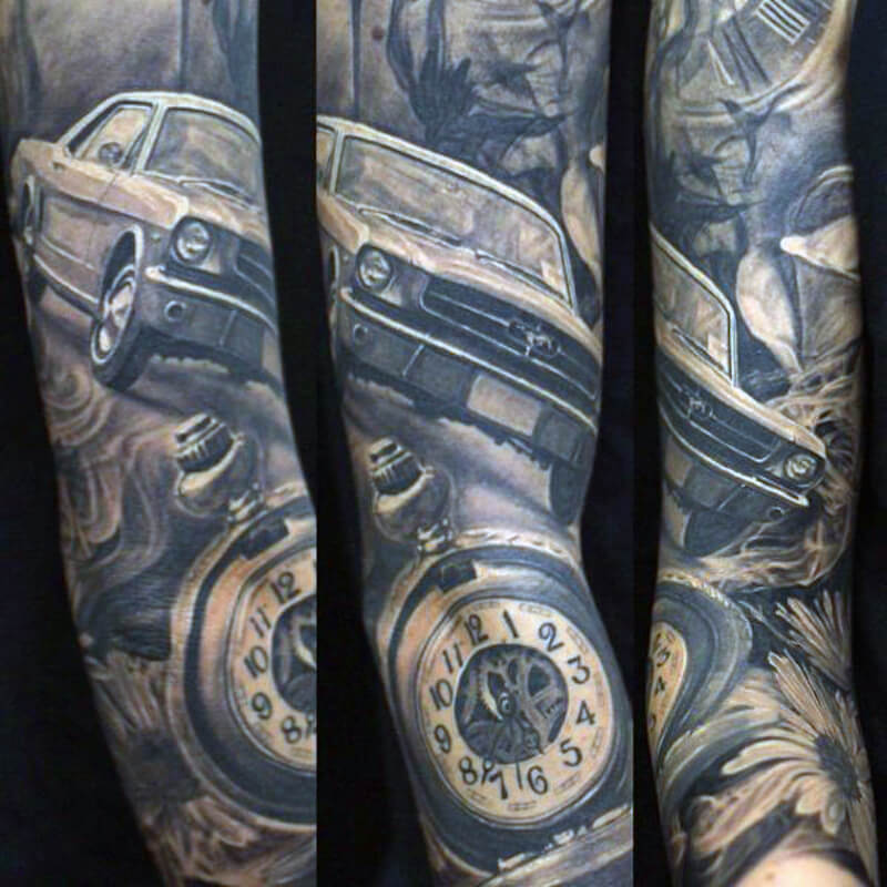 Car tattoos 16