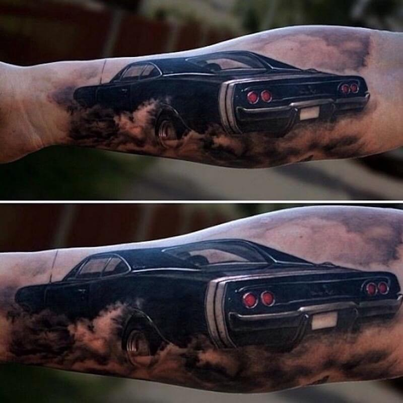 Car tattoos 19