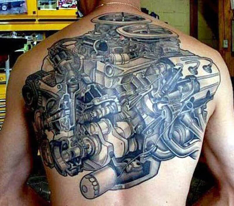 Car tattoos 23