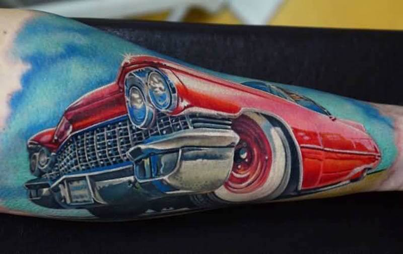 Car tattoos 26