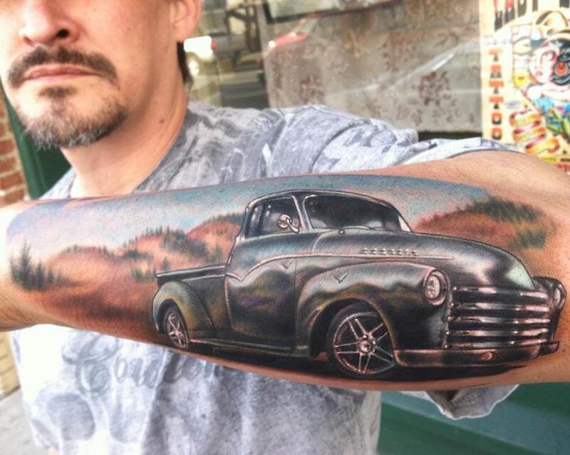 Car tattoos 27