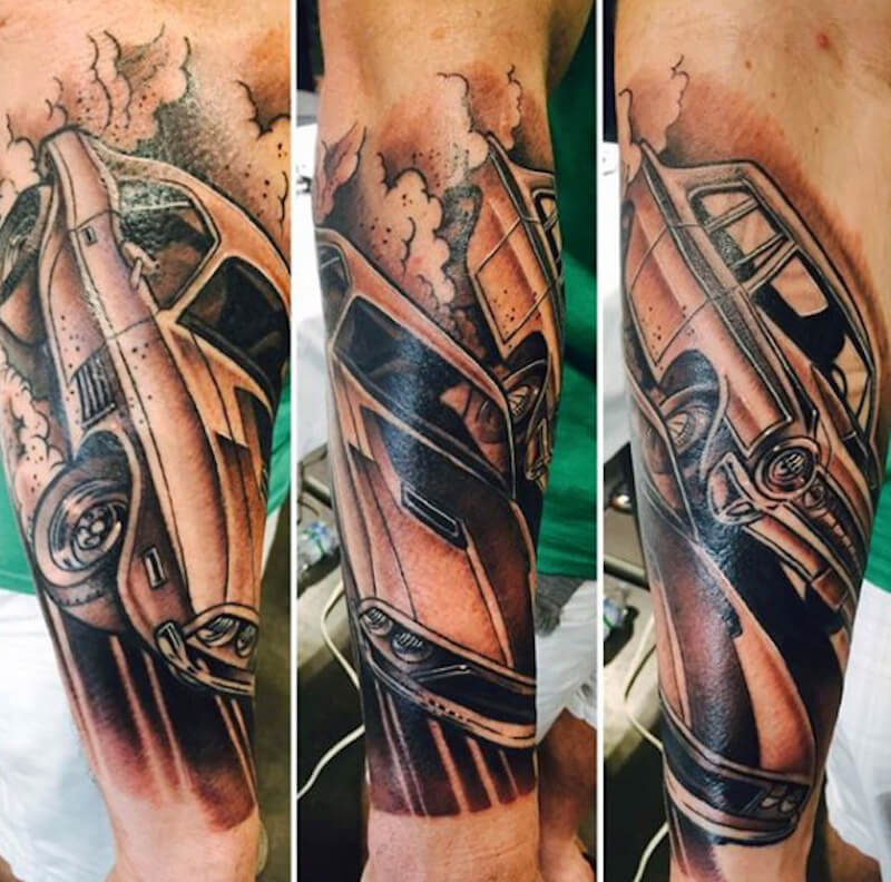 Car tattoos 29
