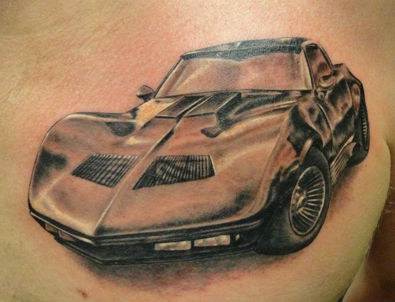 Car tattoos 31