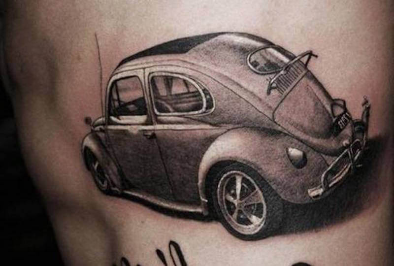 Car tattoos 33