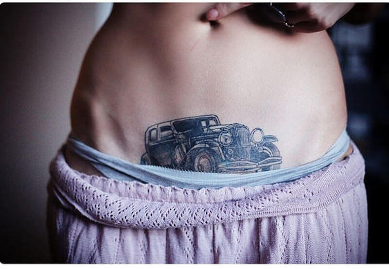Car tattoos 36