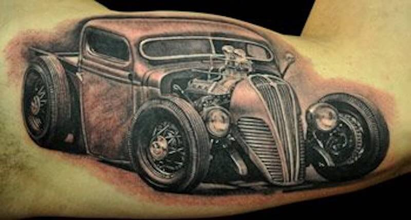 Car tattoos 5
