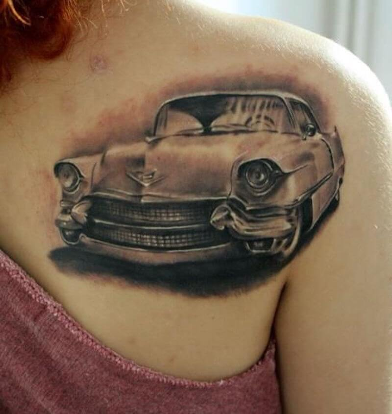 Car tattoos 6