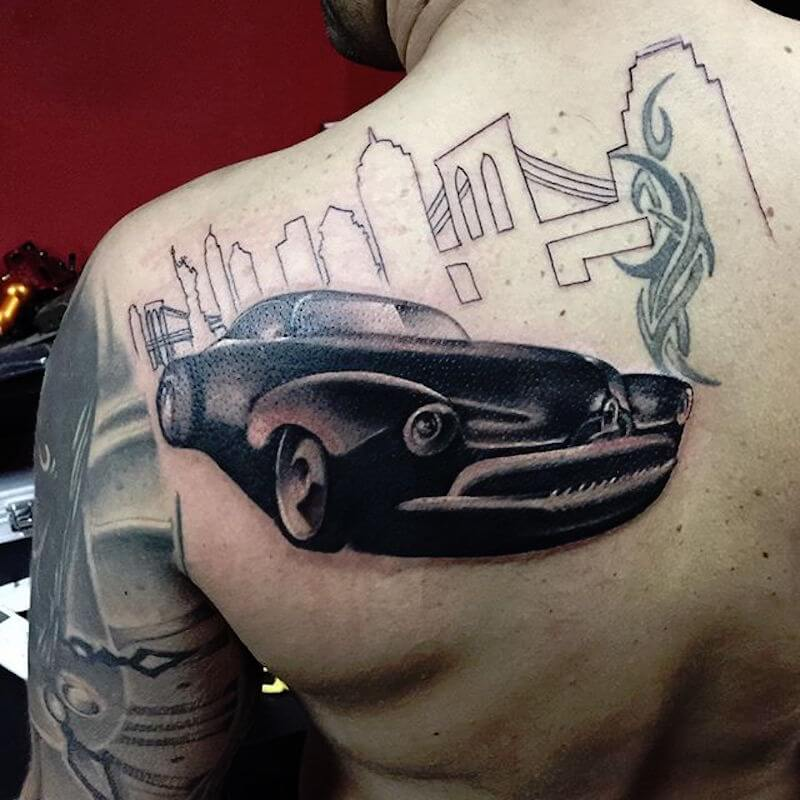 Car tattoos 9