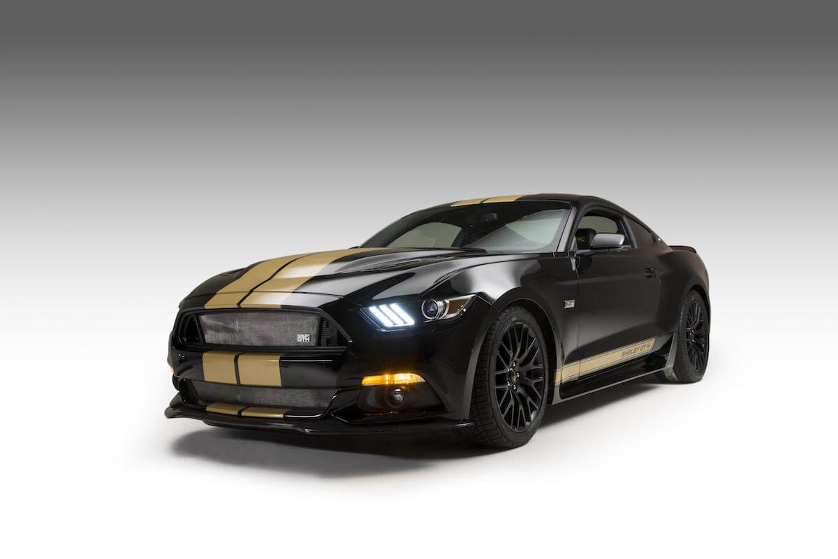 This is the new Shelby GT-H: Not your normal rental car