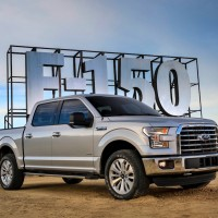 Safest truck is the Ford F-150