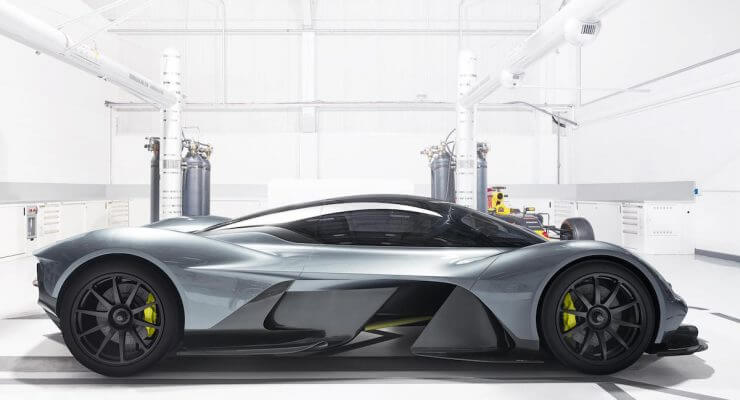 Meet Aston Martin's incredible new AM-RB 001 hypercar